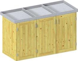 Binto Mülltonnenbox