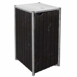 Hide Mülltonnenbox