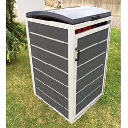 Mülltonnenbox WPC
