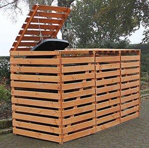 Promadino Mülltonnenbox